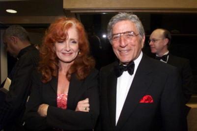 Bonnie Raitt and Tony Bennett, 2000