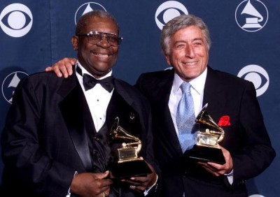 B.B. King and Tony Bennett