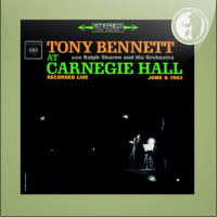 1962: Tony Bennett At Carnegie Hall