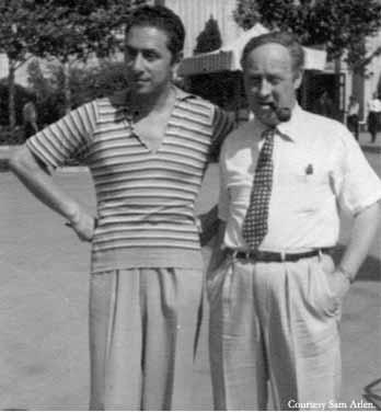Harold Arlen and Ted Koehler
