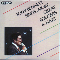 1973: Tony Bennett Sings More Rodgers & Hart