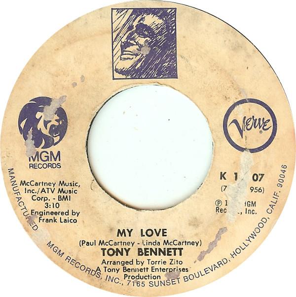 My love does it good paul mccartney lyrics
