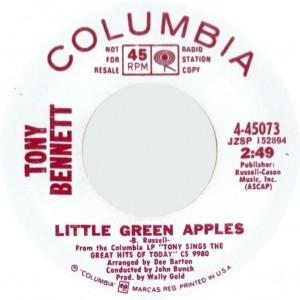 tony-bennett-little-green-apples-columbia