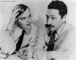 Truman Capote and Harold Arlen