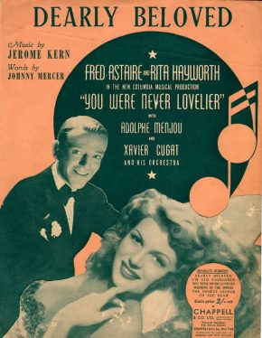 Dearly Beloved by Jerome Kern and Johnny Mercer